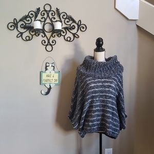 Anthropologie Moth Cowl Neck Sweater